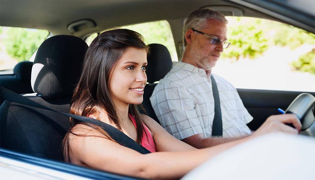 driving school women